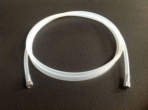 画像1: エアーブラシ用シリコンチューブホース【S-Sタイプ】1〜5m